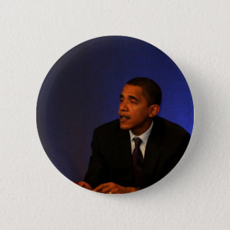 President Barack Obama 2 Inch Round Button