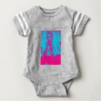 President Barack Obama 8a Baby Bodysuit