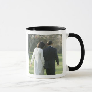 President Barack Obama and First Lady Michelle Mug
