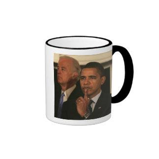 President Barack Obama and Vice President Mug