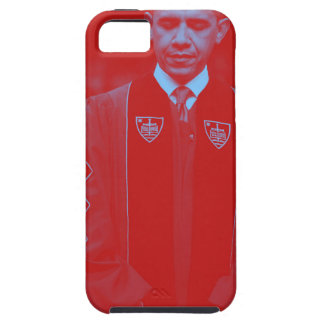 President Barack Obama at Notre Dame University 2. iPhone 5 Cover