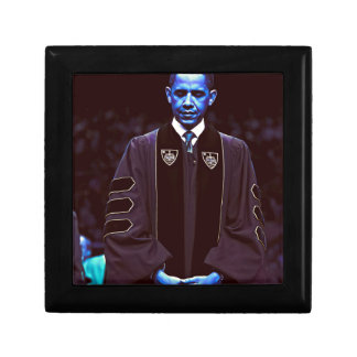 President Barack Obama at Notre Dame University 3. Gift Box