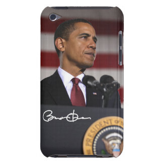 President Barack Obama Barely There iPod Covers