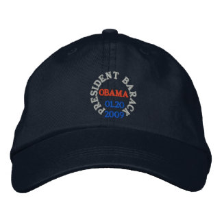 PRESIDENT BARACK OBAMA INAUGURATION HAT