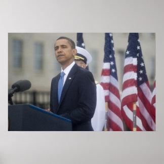 President Barack Obama Poster