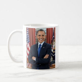 President Barack Obama Signature Mug II