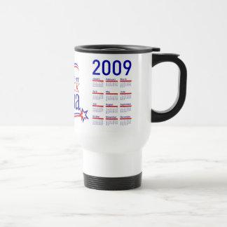 President Barack Obama - Travel Mug