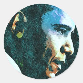 President Barack Obama Vintage Stickers