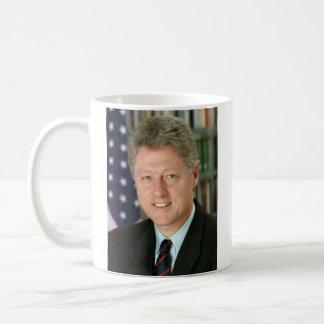 President Bill Clinton Signature Mug