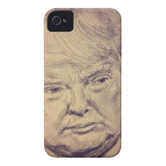 President Donald J. Trump Case-Mate iPhone 4 Case
