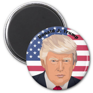 President Donald J. Trump Commemorative Magnet