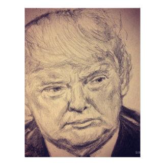 President Donald J. Trump Letterhead