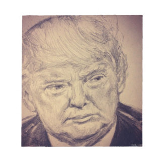 President Donald J. Trump Notepad