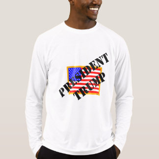 President Donald J. Trump TSHIRT LONG SLEEVE