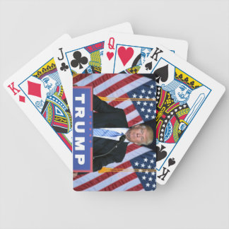 President Donald Trump Bicycle Playing Cards
