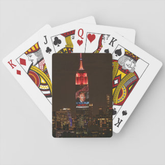 President Donald Trump Election Night ESB Playing Cards
