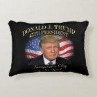 President Donald Trump Inauguration Commemorative Accent Pillow