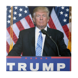 President Donald Trump Tile