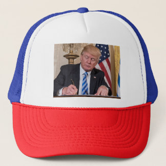 President Donald Trump Trucker Hat