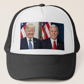 President DonaldTrump & VP Mike Pence Trucker Hat