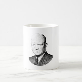 President Dwight Eisenhower Graphic Coffee Mug