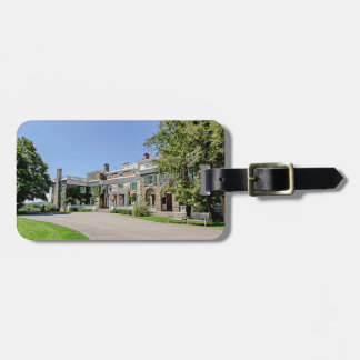 President Franklin D. Roosevelt's (FDR) Mansion Luggage Tag