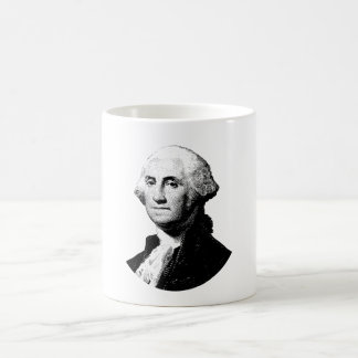 President George Washington Graphic Coffee Mug