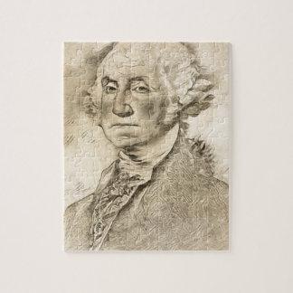 President George Washington Jigsaw Puzzle