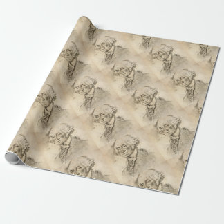 President George Washington Wrapping Paper