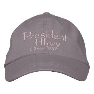 President Hillary Clinton 2016