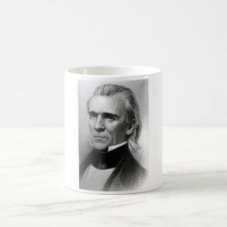 President James K. Polk, c_America Grows_Image Coffee Mug