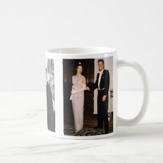 President Kennedy , JFK and Jackie, jfk Coffee Mug