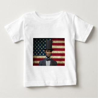 president lincoln baby T-Shirt