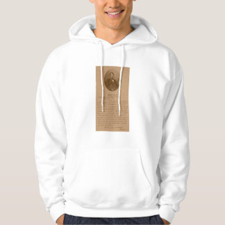 President Lincoln Letter To Mrs. Bixby Hoodie