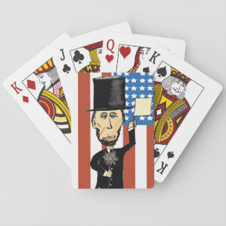 President Lincoln Playing Cards, Standard Playing Cards