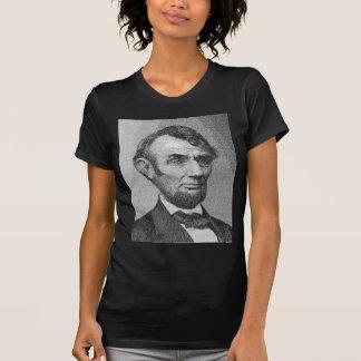 President Lincoln Render w/the Gettysburg Address T-Shirt