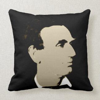 President Lincoln Throw Pillow
