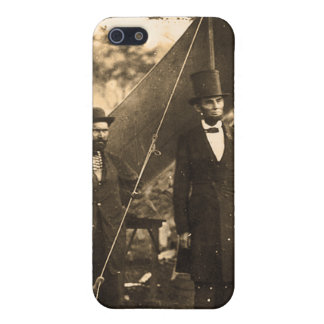 President Lincoln Vintage  iPhone 5 Case