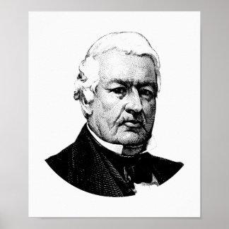 President Millard Fillmore Poster