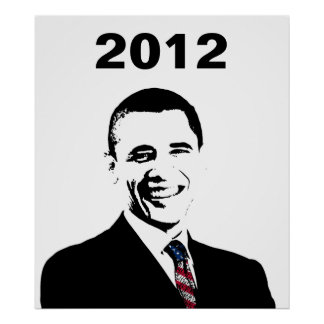 President Obama 2012 Election Posters