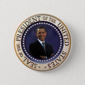 President Obama 2 Inch Round Button