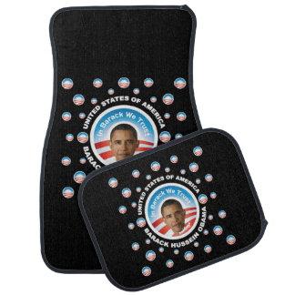 President Obama Car Floor Mats Car Floor Carpet