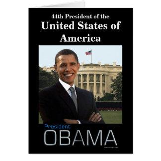 President Obama Cards