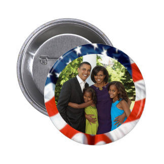 President Obama Collectibles 2 Inch Round Button