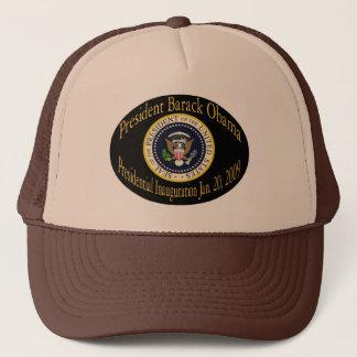 President Obama Commemorative Inauguration Trucker Hat