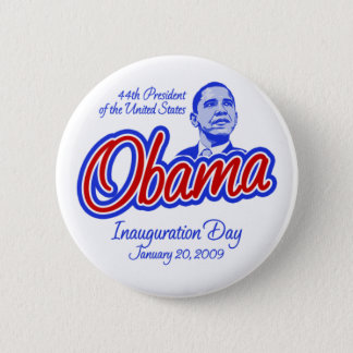 President Obama Inauguration Button