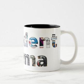 President Obama Inauguration Newspaper Mug