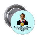 President Obama Nobel Peace Prize Winner 2009