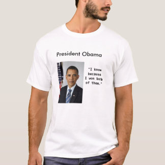 President Obama Quotes T-Shirt