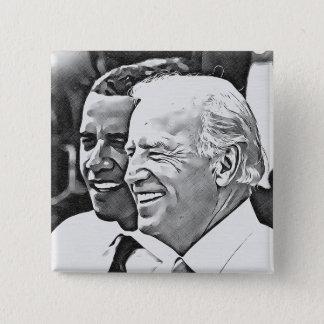 President Obama & Vice President Biden Button